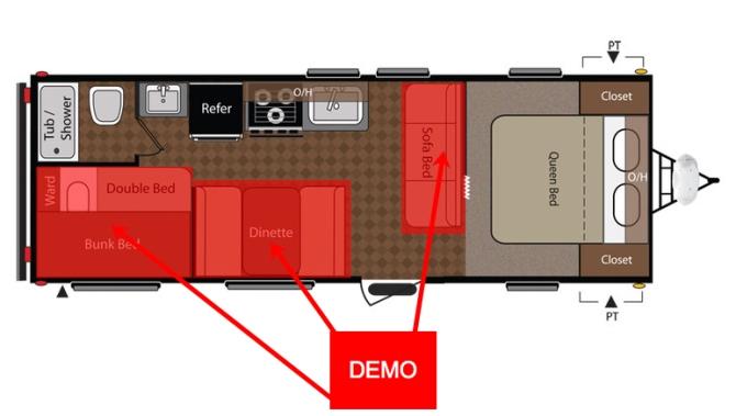 Demo Floor Plan